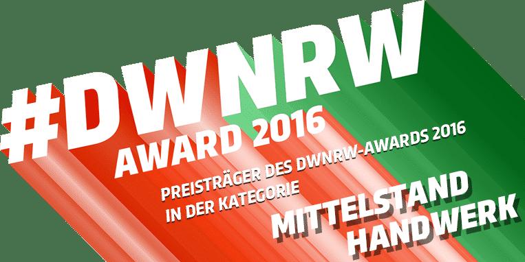 Unser NRW Digitalpreis