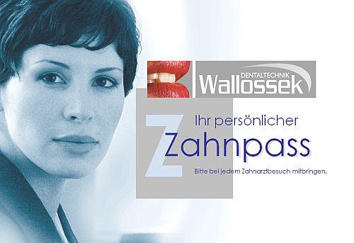 Der Zahnpass von Wallossek